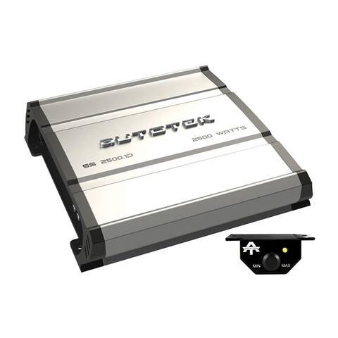 Autotek ss2500.1d autotek super sport amplifier 2500 watt mono d class
