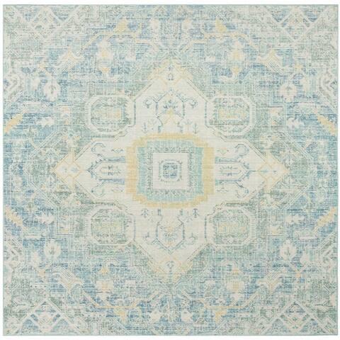 Safavieh Windsor Romita Shabby Chic Oriental Polyester Rug