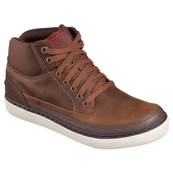 Skechers Men's RELAXED FIT:PALEN-BOWER OXFORD Sneaker