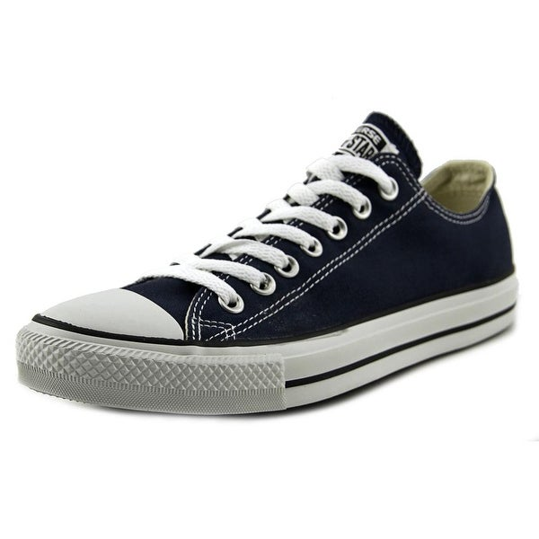 Converse Chuck Taylor All Star Ox Men Round Toe Canvas Blue Sneakers