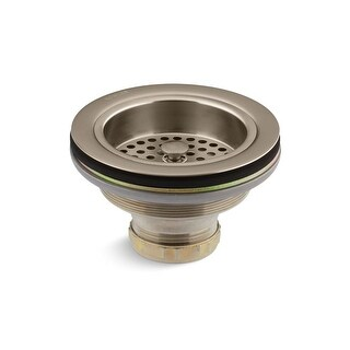 Kohler K-8799 Sink Strainer - Less Tail Piece