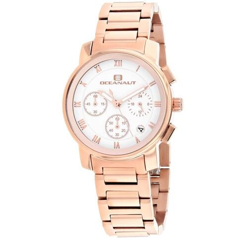 Oceanaut Women's Riviera OC0634 White Dial watch