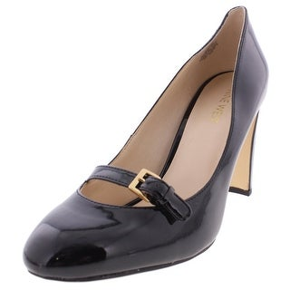 Nine West Womens Pumps Round Toe - 6 medium (b,m)