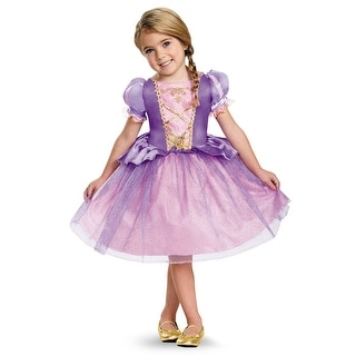toddler rapunzel classic halloween costume