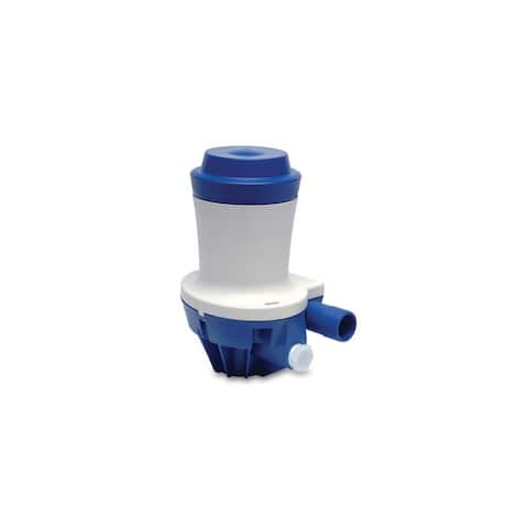 SHURFLO High Flow Livewell 1500 Pump - 12 VDC - 1500 GPH High Flow Livewell Pump