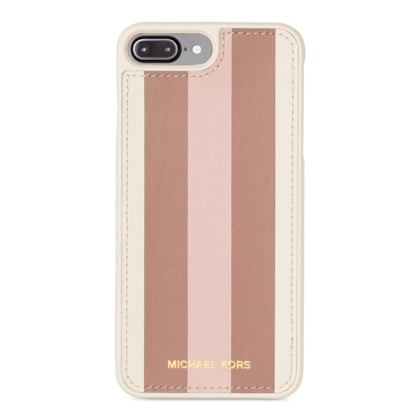a3bf1120173959 Shop MICHAEL Michael Kors Cell Phone Case Leather iPhone 7+ - o/s ...