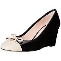 Kate Spade New York Womens Kacey Cap Toe Casual Platform Sandals