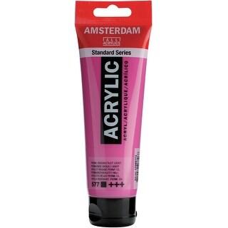 Amsterdam Standard Acrylic Paint 120Ml-Permanent Red Violet Light