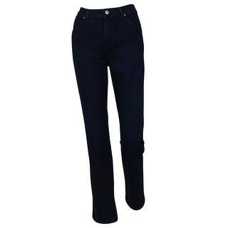 Charter Club Women's Denim Fabric Straight Leg Pants - 6P
