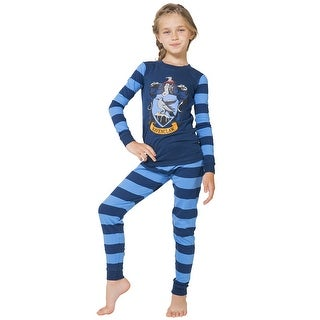 Intimo Harry Potter Kids All Houses Crest Pajamas