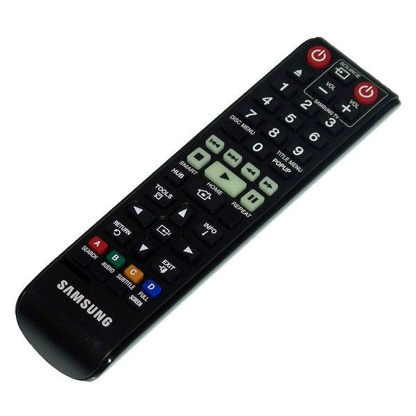 OEM Samsung Remote Control: BD-JM63C, BD-JM63C/ZA, BDF7500, BDF7500/ZA, BDJ7500, BDJ7500/ZA