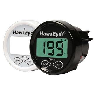 Hawkeye In Dash Digital Depth Gauge W/ Tm/In-Hull Ducer - D10D