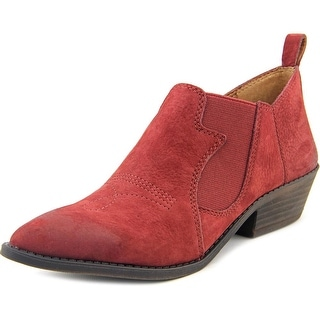 Lucky Brand Joelle Women  Pointed Toe Leather  Bootie