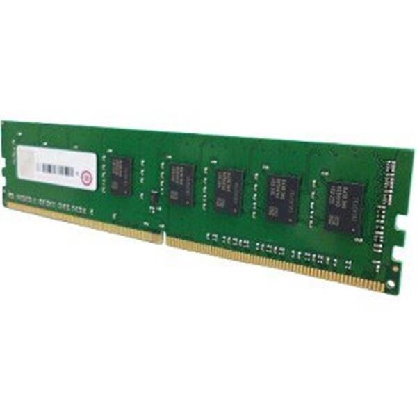 Shop Qnap Ram 8gdr4a0 Ud 2400 8gb Ddr4 2400 Mhz Sdram Memory Module