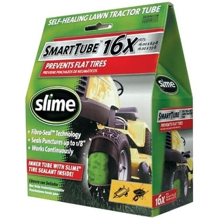 Slime 30015 Smart Tube Lawn Tractor Tube, 16""