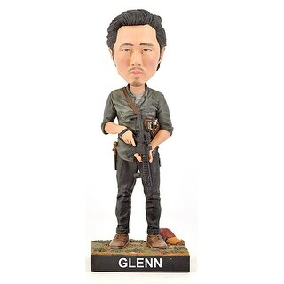 "The Walking Dead 8"" Polyresin Bobblehead, Glenn Rhee - multi"