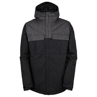 686 Mens Authentic Moniker Insulatd Jacket
