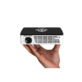 Aaxa Kp-600-01  P300 400 Lumen Hd Pico Projector 1280X800 Resolution Pocket Size