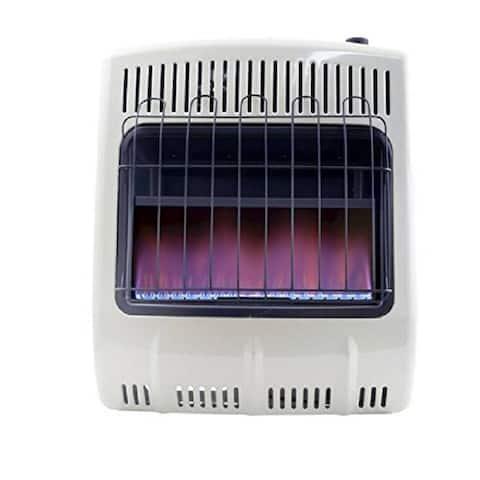 Mr. Heater Vent Free Blue Flame Natural Gas Heater (20,000 BTU/Hr)
