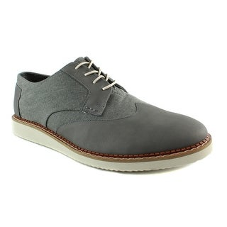 TOMS Mens Brogues Gray Dress Oxfords Size 11
