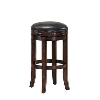 """American Heritage Billiards Sonoma Counter Stool Sonoma 26"""" Tall Wood Frame Counter Stool"""