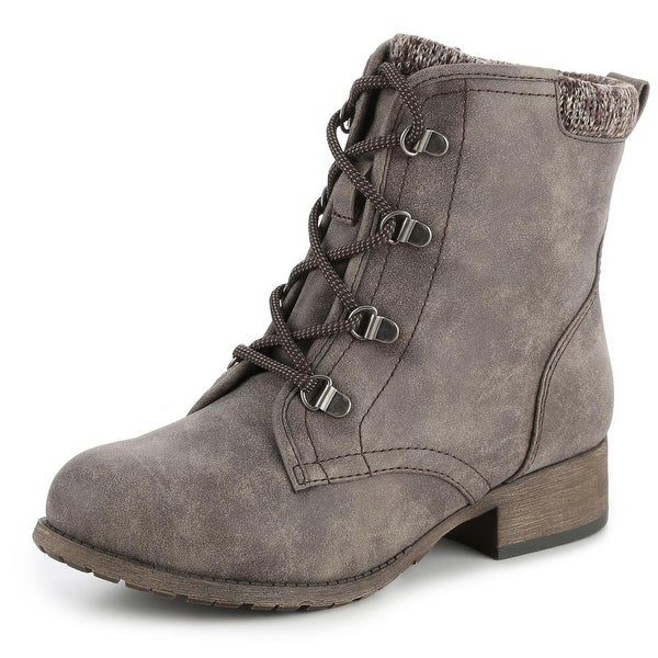 Jellypop Easley Grey Boots