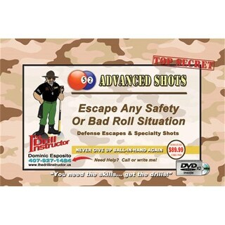 Cuestix International BKDI-E Drill Instructor Advanced Shots
