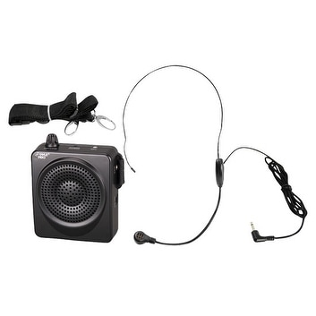 Compact & Portable PA Speaker System