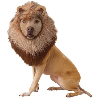 California Costume Collections Animal Planet Lion Dog Costum