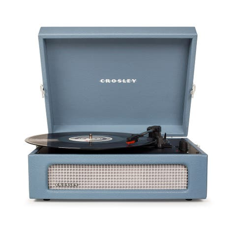 """Voyager Turntable - 14.96 """"W x 11.93 """"D x 5.9 """"H"""