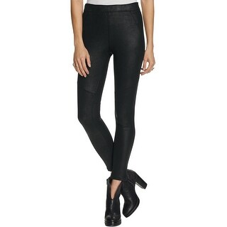 Free People Womens Pants Faux Leather Pull On