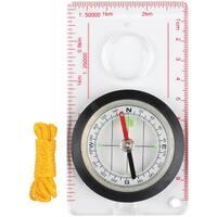 Stansport(tm) 557-p deluxe liquid-filled map compass