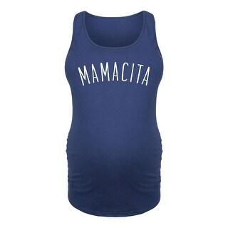 Mamacita-Ladies Maternity Tank