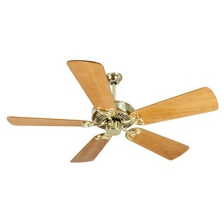 "Craftmade K10978 CXL 54"" 5 Blade Energy Star Indoor Ceiling Fan - Blades Included"