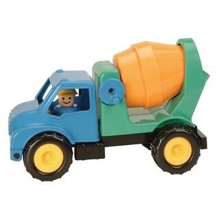 Plastic Cement Truck