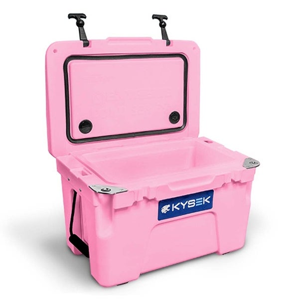 Kysek The Ultimate Ice Chest 25 Liter Pink Cooler