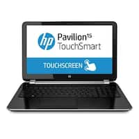 "Refurbished - HP Pavilion 15t 15.6"" Touch Laptop Intel Core i5-4200U 1.6GHz 6GB 1TB Windows 10"