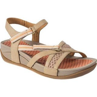 ae39b7142a03 Bare Traps Womens Jeaney Open Toe Casual Slide Sandals · Quick View