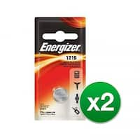 Replacement Battery for Energizer ECR1216BP (2-Pack) Replacement Battery