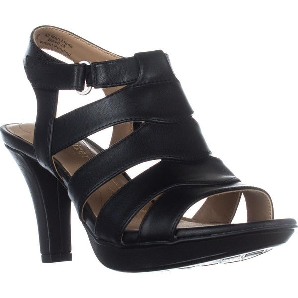 naturalizer Dahlia Gladiator Sandals, Black