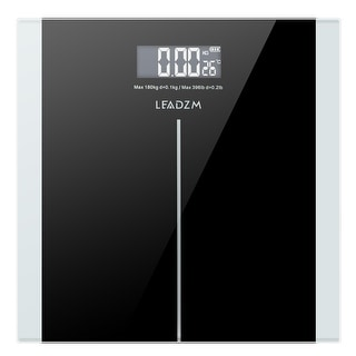 Link to 180Kg Slim Waist Pattern Personal Scale Black Similar Items in Weight Management