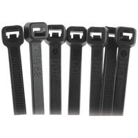 "Install Bay Bct11 Cable Ties, 100 Pk (11"", 50Lbs)"