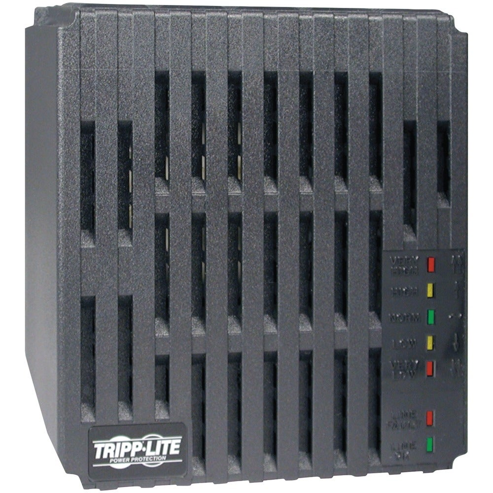Tripp Lite LC2400 2,400-Watt 120-Volt Line Conditioner with 6 Outlets, 6-Foot Cord