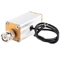 Unique Bargains CCTV Camera System BNC Connector Thunder Arrester Coaxial Video Surge Protector