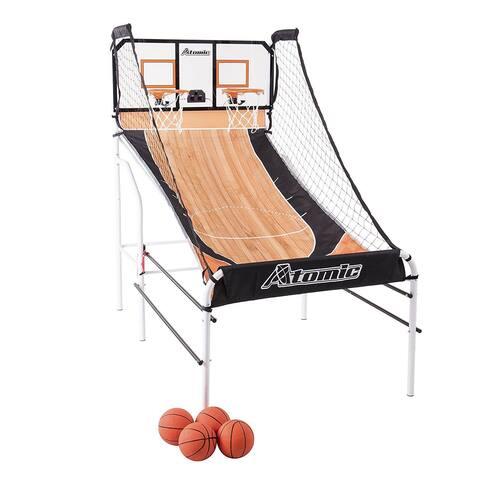 Atomic Slam Dunk Basketball Shootout Arcade Game / M01483W