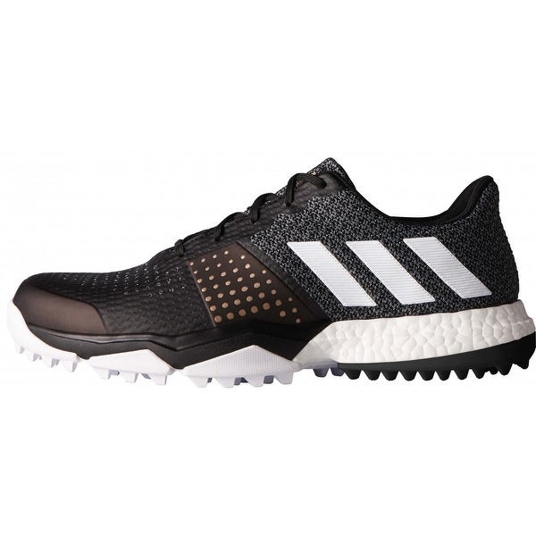 Shop Adidas Men's Adipower Sport Boost 3 Black/White/Black ...