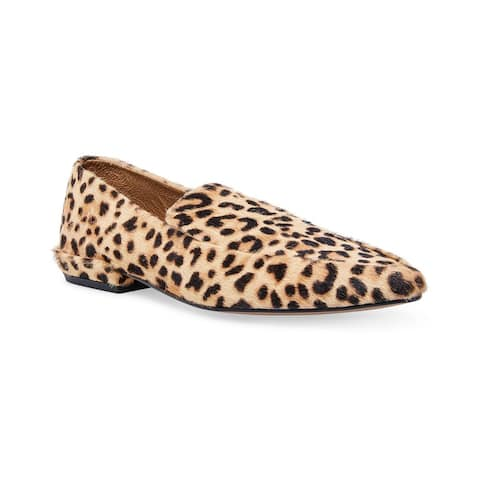 Steven By Steve Madden Haylie Haircalf Loafer
