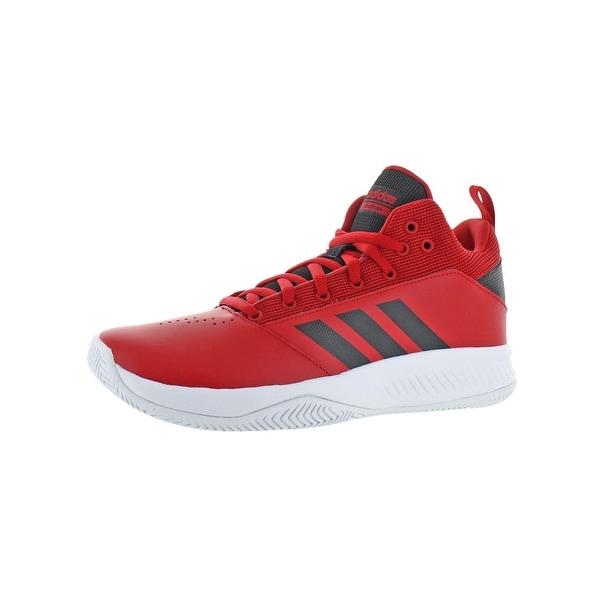 huge discount af8fd c2ac0 Adidas Mens CF Ilation 2.0 Basketball Shoes Sport Performance
