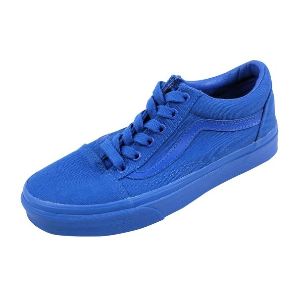 0064e30b2bdf Shop Vans Men s Old Skool Nautical Blue VN0004OJ5XT - On Sale - Free ...