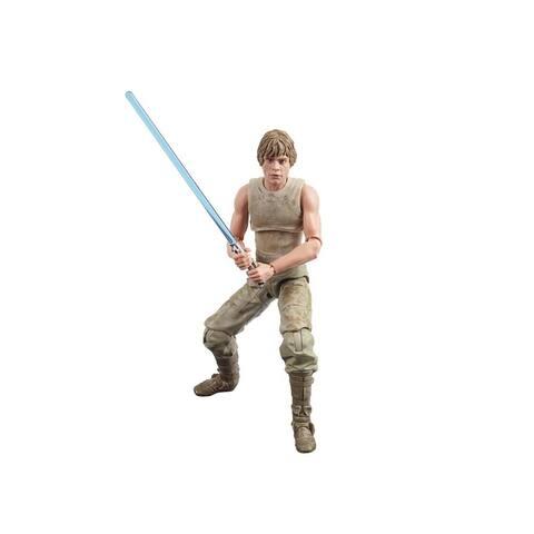 Star Wars The Black Series Luke Skywalker (Dagobah) 6-Inch Scale Star Wars: The Empire Strikes Back Action Figure